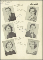 Cassadaga Valley High School - Valley View Yearbook (Sinclairville, NY) online yearbook collection, 1953 Edition, Page 17