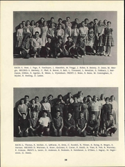 Castro Junior High School - Cougars Tale Yearbook (San Jose, CA) online yearbook collection, 1960 Edition, Page 34