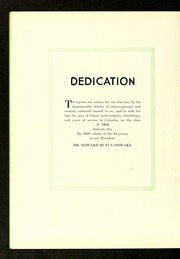 Catawba College - Sayakini / Swastika Yearbook (Salisbury, NC) online yearbook collection, 1933 Edition, Page 10