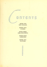 Catawba College - Sayakini / Swastika Yearbook (Salisbury, NC) online yearbook collection, 1936 Edition, Page 9 of 138