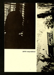 Catawba College - Sayakini / Swastika Yearbook (Salisbury, NC) online yearbook collection, 1970 Edition, Page 6
