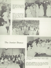 Catholic High School of Baltimore - Troubadour Yearbook (Baltimore, MD) online yearbook collection, 1958 Edition, Page 47 of 156