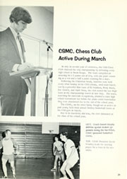 Catholic High School - Bruin Yearbook (Baton Rouge, LA) online yearbook collection, 1973 Edition, Page 43 of 200
