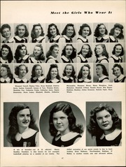 Catholic High School For Girls - Silver Sands Yearbook (Philadelphia, PA) online yearbook collection, 1943 Edition, Page 51