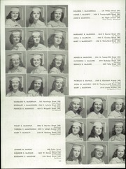 Catholic High School For Girls - Silver Sands Yearbook (Philadelphia, PA) online yearbook collection, 1945 Edition, Page 104