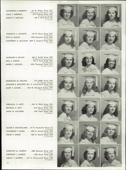 Catholic High School For Girls - Silver Sands Yearbook (Philadelphia, PA) online yearbook collection, 1945 Edition, Page 105 of 132
