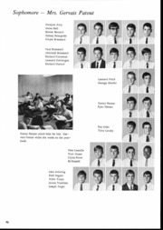 Catholic High School - Panther Yearbook (New Iberia, LA) online yearbook collection, 1968 Edition, Page 48