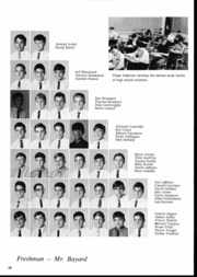 Catholic High School - Panther Yearbook (New Iberia, LA) online yearbook collection, 1968 Edition, Page 50