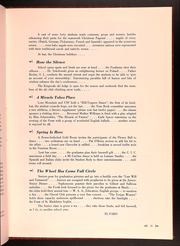 Catholic Womens College - El Faro Yearbook (San Francisco, CA) online yearbook collection, 1949 Edition, Page 33