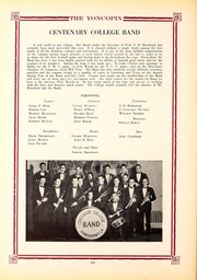 Centenary College of Louisiana - Yoncopin Yearbook (Shreveport, LA) online yearbook collection, 1927 Edition, Page 108