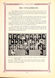 Centenary College of Louisiana - Yoncopin Yearbook (Shreveport, LA) online yearbook collection, 1927 Edition, Page 133 of 306