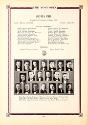 Centenary College of Louisiana - Yoncopin Yearbook (Shreveport, LA) online yearbook collection, 1927 Edition, Page 144