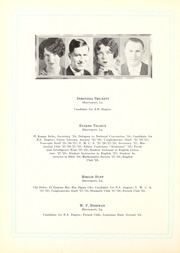 Centenary College of Louisiana - Yoncopin Yearbook (Shreveport, LA) online yearbook collection, 1928 Edition, Page 62