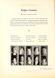 Centenary College of Louisiana - Yoncopin Yearbook (Shreveport, LA) online yearbook collection, 1929 Edition, Page 164