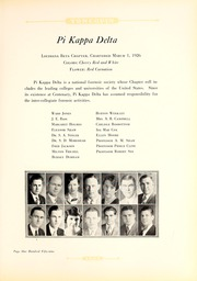 Centenary College of Louisiana - Yoncopin Yearbook (Shreveport, LA) online yearbook collection, 1929 Edition, Page 165 of 262