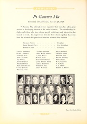 Centenary College of Louisiana - Yoncopin Yearbook (Shreveport, LA) online yearbook collection, 1929 Edition, Page 166