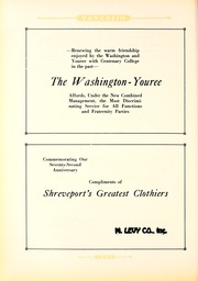 Centenary College of Louisiana - Yoncopin Yearbook (Shreveport, LA) online yearbook collection, 1929 Edition, Page 238