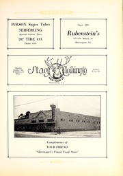 Centenary College of Louisiana - Yoncopin Yearbook (Shreveport, LA) online yearbook collection, 1929 Edition, Page 249