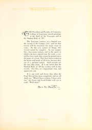 Centenary College of Louisiana - Yoncopin Yearbook (Shreveport, LA) online yearbook collection, 1929 Edition, Page 25