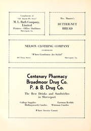 Centenary College of Louisiana - Yoncopin Yearbook (Shreveport, LA) online yearbook collection, 1930 Edition, Page 194 of 206