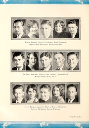 Centenary College of Louisiana - Yoncopin Yearbook (Shreveport, LA) online yearbook collection, 1930 Edition, Page 78