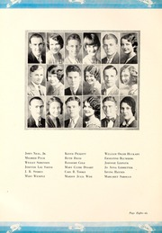 Centenary College of Louisiana - Yoncopin Yearbook (Shreveport, LA) online yearbook collection, 1930 Edition, Page 90 of 206
