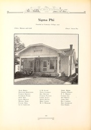 Centenary College of Louisiana - Yoncopin Yearbook (Shreveport, LA) online yearbook collection, 1931 Edition, Page 102 of 180