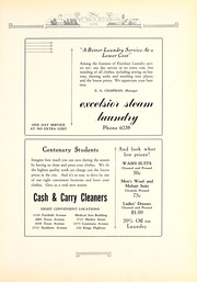 Centenary College of Louisiana - Yoncopin Yearbook (Shreveport, LA) online yearbook collection, 1931 Edition, Page 167