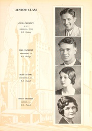 Centenary College of Louisiana - Yoncopin Yearbook (Shreveport, LA) online yearbook collection, 1931 Edition, Page 43
