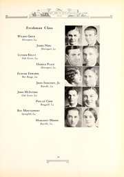 Centenary College of Louisiana - Yoncopin Yearbook (Shreveport, LA) online yearbook collection, 1931 Edition, Page 77