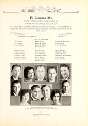 Centenary College of Louisiana - Yoncopin Yearbook (Shreveport, LA) online yearbook collection, 1931 Edition, Page 91