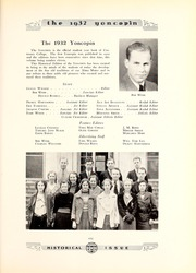 Centenary College of Louisiana - Yoncopin Yearbook (Shreveport, LA) online yearbook collection, 1932 Edition, Page 129