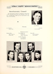 Centenary College of Louisiana - Yoncopin Yearbook (Shreveport, LA) online yearbook collection, 1932 Edition, Page 143 of 210