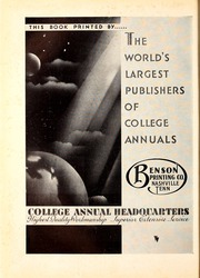Centenary College of Louisiana - Yoncopin Yearbook (Shreveport, LA) online yearbook collection, 1932 Edition, Page 206