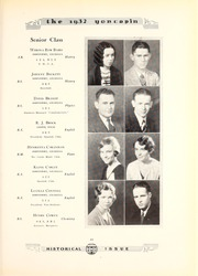Centenary College of Louisiana - Yoncopin Yearbook (Shreveport, LA) online yearbook collection, 1932 Edition, Page 47