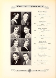 Centenary College of Louisiana - Yoncopin Yearbook (Shreveport, LA) online yearbook collection, 1932 Edition, Page 48 of 210