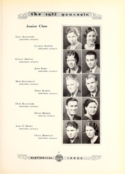 Centenary College of Louisiana - Yoncopin Yearbook (Shreveport, LA) online yearbook collection, 1932 Edition, Page 55 of 210