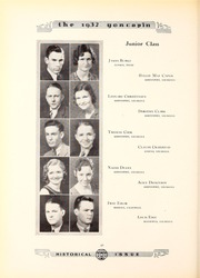 Centenary College of Louisiana - Yoncopin Yearbook (Shreveport, LA) online yearbook collection, 1932 Edition, Page 56