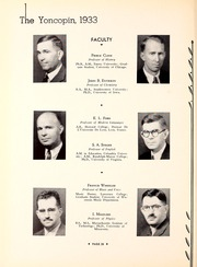 Centenary College of Louisiana - Yoncopin Yearbook (Shreveport, LA) online yearbook collection, 1933 Edition, Page 32 of 204