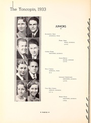 Centenary College of Louisiana - Yoncopin Yearbook (Shreveport, LA) online yearbook collection, 1933 Edition, Page 54