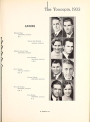 Centenary College of Louisiana - Yoncopin Yearbook (Shreveport, LA) online yearbook collection, 1933 Edition, Page 55 of 204