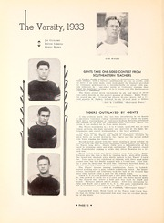 Centenary College of Louisiana - Yoncopin Yearbook (Shreveport, LA) online yearbook collection, 1933 Edition, Page 96
