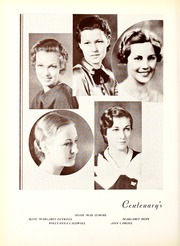 Centenary College of Louisiana - Yoncopin Yearbook (Shreveport, LA) online yearbook collection, 1934 Edition, Page 126
