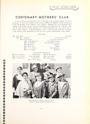 Centenary College of Louisiana - Yoncopin Yearbook (Shreveport, LA) online yearbook collection, 1934 Edition, Page 143