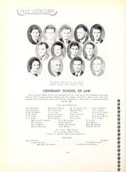 Centenary College of Louisiana - Yoncopin Yearbook (Shreveport, LA) online yearbook collection, 1934 Edition, Page 150