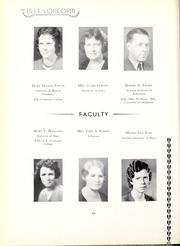 Centenary College of Louisiana - Yoncopin Yearbook (Shreveport, LA) online yearbook collection, 1934 Edition, Page 30