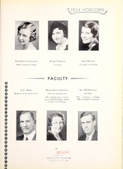 Centenary College of Louisiana - Yoncopin Yearbook (Shreveport, LA) online yearbook collection, 1934 Edition, Page 31 of 194