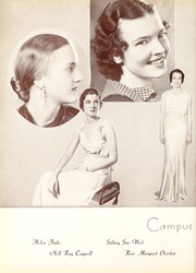 Centenary College of Louisiana - Yoncopin Yearbook (Shreveport, LA) online yearbook collection, 1935 Edition, Page 134