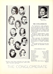 Centenary College of Louisiana - Yoncopin Yearbook (Shreveport, LA) online yearbook collection, 1935 Edition, Page 156 of 212