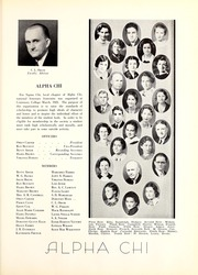Centenary College of Louisiana - Yoncopin Yearbook (Shreveport, LA) online yearbook collection, 1935 Edition, Page 157